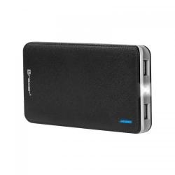 Baterie portabila Tracer 10000 mAh, 2x USB, Black - Grey