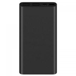 Baterie portabila Xiaomi MI Power Bank 2s, 10000mAh, 2x USB, Black