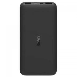 Baterie portabila Xiaomi Redmi Power Bank, 10000 mAh, 2x USB, 1x USB-C, 2.4A, Black