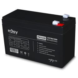Baterie UPS nJoy ACPW-07122PW-CB01B 12V 7A
