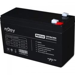 Baterie UPS nJoy GP07122F, 12V/7AH