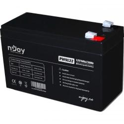 Baterie UPS nJoy GP09122F, 12V/9AH