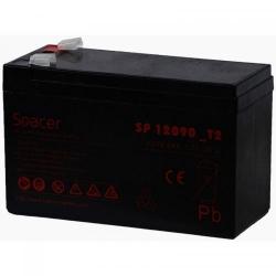 Baterie UPS Spacer SP-BAT-12V9AH, 12V/9A