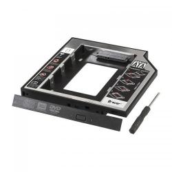 Bay Adapter Tracer B-095 pentru HDD/SSD de 2.5inch