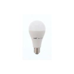 Bec cu led A65 E27 15W 230V lumina naturala Basic Well; Cod EAN: 5948636032512