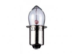 Bec prefocus P13.5 2.38V 0,5A L-3682-IND