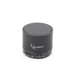 Boxa portabila Gembird, Bluetooth, Black