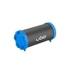 Boxa portabila Natec, Mini Bazooka, Black-Blue