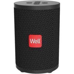 Boxa portabila Well Peal, Bluetooth, 5W, negru; Cod EAN: 5948636038323