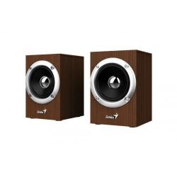 Boxe 2.0 Genius SP-HF280, Wooden