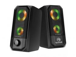Boxe Marvo SG-265, Bluetooth, 2.0, Black