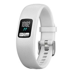 Bratara Fitness Garmin Vivofit 4, White