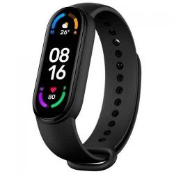 Bratara fitness Xiaomi Mi Smart Band 6, Black