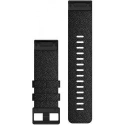 Bratara Smartwatch QuickFit Nylon pentru fenix 6X, Black