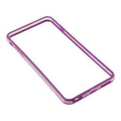 Bumper silicon Serioux pentru iPhone 6/6S, Purple