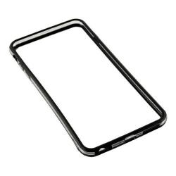 Bumper silicon Serioux pentru iPhone 6Plus/6S Plus, Black