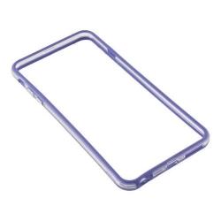 Bumper silicon Serioux pentru iPhone 6Plus/6S Plus, Blue