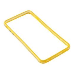 Bumper silicon Serioux pentru iPhone 6Plus/6S Plus, Yellow