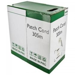 Cablu 4World 03930 UTP, Cat5e, 305m, Grey