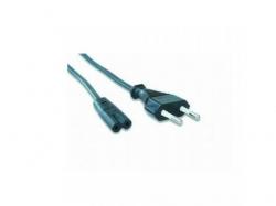 Cablu Alimentare Casetofon cu o priza si 2 pini, 1.8m, Gembird, PC-184/2