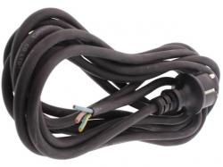 Cablu alimentare cu fisa Schuko 3x0.75mmp 3m negru Well ; Cod EAN: 5948636022575