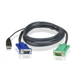 Cablu Aten KVM USB 2L-5201U