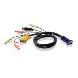 Cablu Aten KVM USB 2L-5302U