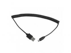Cablu de date Gembird, USB - microUSB, 1.8m, Black