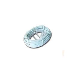 Cablu de telefon Gembird, Rj11 - Rj11, 2m, Blue