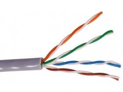 Cablu FTP cat5e aluminiu cuprat litat Chrome ; Cod EAN: 5948636025972