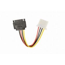 Cablu Gembird CC-SATA-PS-M, SATA - Molex, 0.15m