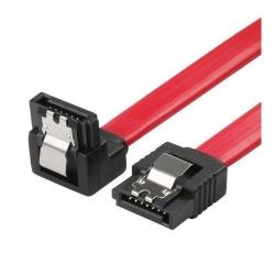 Cablu Lanberg CA-SASA-13CU-0030-R, SATA - SATA, 0.30m, Red