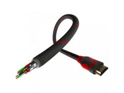 Cablu Natec Genesis pentru PS4, PS3, HDMI Male - HDMI Male, 1.8m