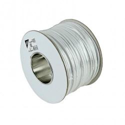 Cablu retea Gembird AC-6-002-100M , 100m, White
