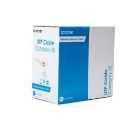 Cablu Spacer UTP cat. 5E, Cupru-Aluminu, Rola 305m