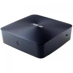 Calculator ASUS VivoMini UN65U-BM008M, Intel Core i3-7100, No RAM, No HDD, Intel HD Graphics 630, Free Dos, Midnight Blue