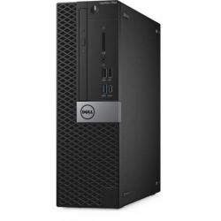 Calculator Dell OptiPlex 7050 SFF, Intel Core i7-7700, RAM 16GB, SSD 256GB, Intel UHD Graphics 630, Windows 10 Pro