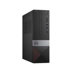 Calculator Dell Vostro 3470 SFF, Intel Core i3-8100, RAM 4GB, SSD 128GB, Intel UHD Graphics 630, Linux, Black