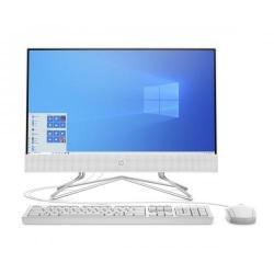 Calculator HP 205 G4 AIO, AMD Athlon Silver 3050U, 21.5inch, RAM 4GB, HDD 1TB, AMD Radeon RX Vega 2, Windows 10 Pro, Snow White