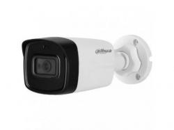 Camera Dahua Bullet HAC-HFW1200TL-0360B, 2MP, Lentila 3.6mm, IR 40m