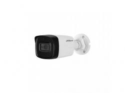 Camera HD Bullet Dahua HAC-HFW1800TL-A-0360B, 8MP, lentila 3.6mm, IR 80m