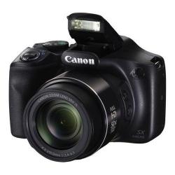 Camera Foto Canon SX540HS, 20.3MP, Black