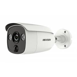 Camera HD Bullet Hikvision DS-2CE12H0T-PIRL, 5MP, Lentila 2.8mm, IR 20m