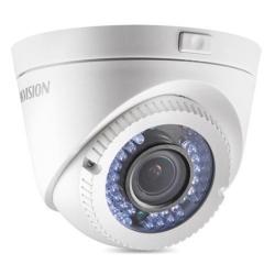 Camera HD Dome Hikvision DS-2CE56D0T-VFIR3E, 2MP, Lentila 2.8-12mm, IR 40m