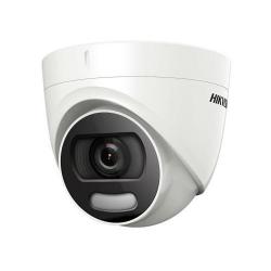 Camera HD Dome Hikvision DS-2CE72DFT-F, 2MP, Lentila 3.6mm, IR 20m