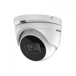 Camera HD Dome Hikvision DS-2CE76U1T-ITMF, 8.3MP, Lentila 2.8mm, IR 30m