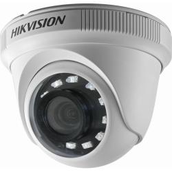 Camera HD Dome Hikvision Turbo DS-2CE56D0T-IRPF3C, 2MP, Lentila 3.6mm, IR 25m