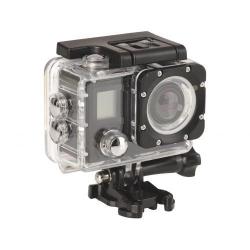 Camera video actiune Sandberg ActionCam Waterproof + WiFi, Ultra HD 4K, 16MP