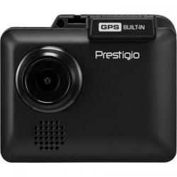 Camera video auto Prestigio RoadRunner 400GPS, Full HD, Black
