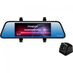 Camera video auto Prestigio RoadRunner 410DL, Black